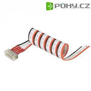 Připojovací kabel Modelcraft, pro 5 LiPol článků, zástrčka XH