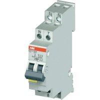 Vypínač s LED E211X 16A-10,16 A, 250 V, 1NO, žluté LED, 2CCA703100R0001