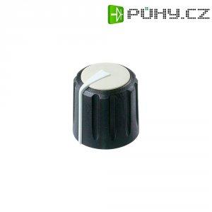 Otočný knoflík Rean Flexifit F 317 S 096, 7,5 mm, černá/modrá