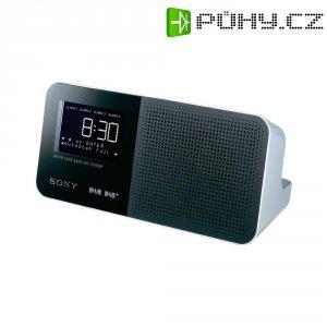 DAB+ rádiobudík Sony XDR-C706DBP