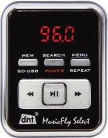 FM vysílač dnt MusicFly SELECT, dálkové ovládání