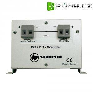 DC/DC měnič Statron 2239.6, 12 /24V-20A, 480 W