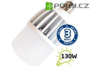 Žárovka LED A80 E27 25W bílá teplá (Al)