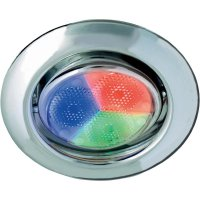 Vestavné LED světlo Power LED Multi Colour MR16, RGB