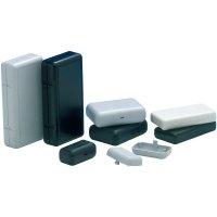 Plastové pouzdro SOAP TEKO, (d x š x v) 131 x 66 x 30,5 mm, černá (10008)
