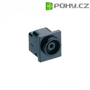 Napájecí konektor Lumberg 1613 11, Rozpínač, zásuvka vestavná horizontální, 7 mm