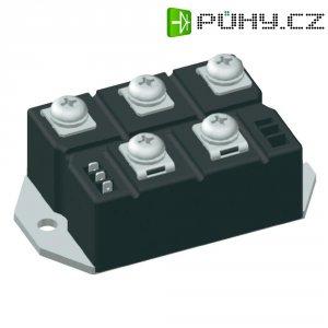 Můstkový usměrňovač IXYS VUO160-16NO7, U(RRM) 1600 V, 175 A, PWS-E