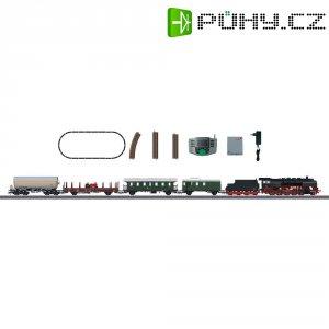 Startovací sada H0 nákladního/osobního vlaku a parní lokomotivy Trix T21522