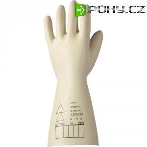 Latexové elektrikářské rukavice Electrosoft 2091907-09, velikost 9, bílá