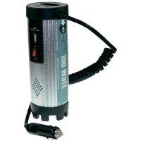 Trapézový měnič napětí DC/AC e -ast SL 150-A-12, 12V/230V, 150 W, USB