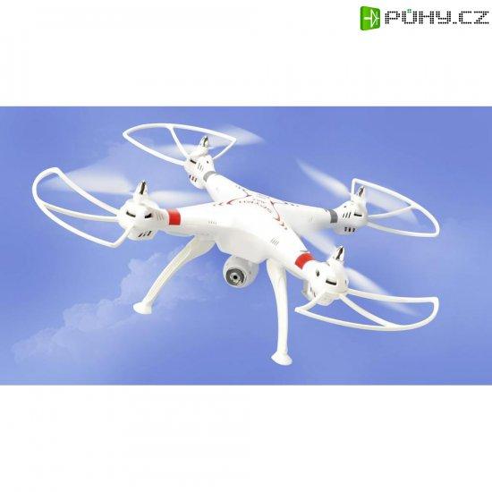 dron t2m spyrit max fpv rtf pohled z kabiny pilota s. Black Bedroom Furniture Sets. Home Design Ideas
