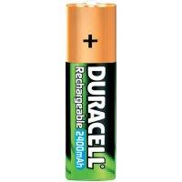 Akumulátor Duracell, NiMH, AA,2450 mAh, 2 ks