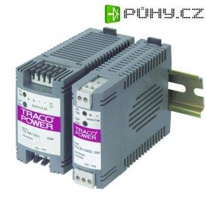 Zdroj na DIN lištu TracoPower TCL 024-124DC, 24 V/DC, 1 A