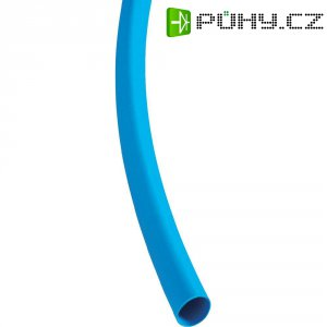 Smršťovací hadice 8,5/4,7 mm - modrá, sada 10 ks