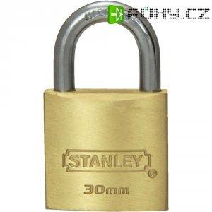 Visací zámek Stanley Solid Brass, 30 mm, standard (81102371401)
