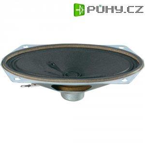 Kovový reproduktor LSM-O77A (130031), 16 Ω, 2 W, 5 kHz, 125 x 77 x 36 mm