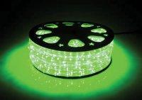Světelná hadice LED 44m, 1056 LED, zelená