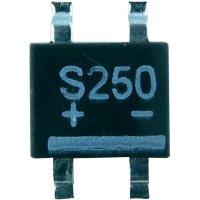 Můstkový usměrňovač Diotec S250K, U(RRM) 400 V
