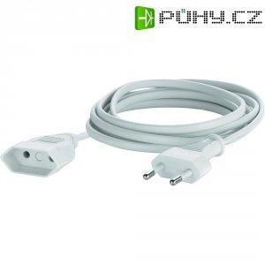 Prodlužovací Euro kabel Sygonix, 2 m, bílá