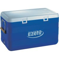 Přenosná lednice (autochladnička) Ezetil XXL 3-DAYS ICE EZ 100, 100 l, modrá, bílá, šedá
