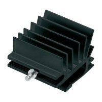 Zásuvný chladič Aavid Thermalloy ML516/25 409378, 19,4 x 28 x 25 mm, 8,97 K/W