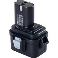 Náhradní akumulátor pro akuvrtačky, šroubováky apod., APMA/CL-9,6 V/ 2,0 AH