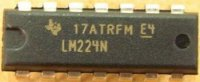 LM224N - 4xOZ, DIP14
