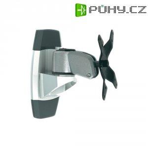 """Držák na zeď pro monitor SpeaKa Professional SP-3947552, 25,4 cm (10\"""") - 81,3 cm (32\""""), stříbrnočerná"""