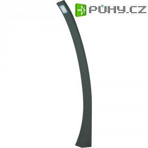 Venkovní sloupové LED osvětlení Curve, 8 W, 850 mm
