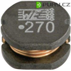 SMD tlumivka Würth Elektronik PD2 744774182, 82 µH, 0,6 A, 5848