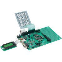 C-Control PRO Evaluation Board Mega 128, 9 V/DC, 125 mA, 100 x 160 mm
