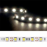 LED pásek 5050 60LED/m IP20 14.4W/m bílá teplá (1ks=5cm)