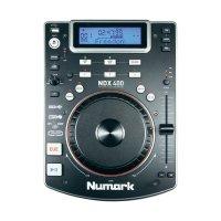 CD/MP3 přehrávač médií Numark NDX400 s USB