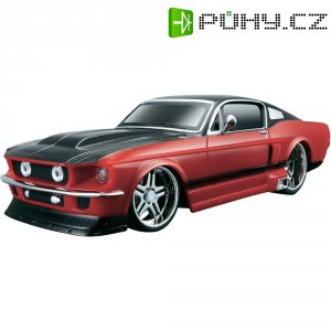 RC model Maisto Ford Mustang 1967, 1:24, RtR