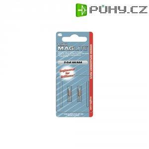 Náhradní žárovka xenon Mag-Lite LM2A001, vhodný pro Mini MAG AA / AAA, 2 ks