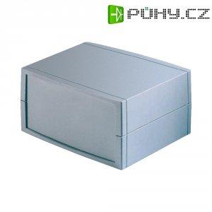 Univerzální pouzdro polystyrolové Bopla GEHAEUSE U 160, (d x š x v) 160 x 133 x 75 mm, šedá (U 160)