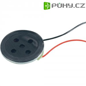 Miniaturní reproduktor LSF-15M/S, 8 Ω, 0,8W (107035), 5000 Hz, 85 dB , 2,9 mm