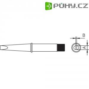 Pájecí hrot Weller 4CT6C7-1, dlátový, rovný, 3,2 mm