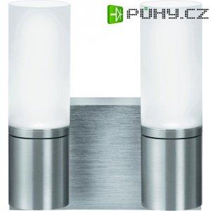 Nástěnné LED svítidlo Sygonix Jacob, 644221, 2x 1 W, teplá bílá