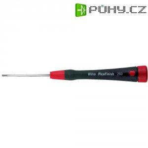 Inbusový šroubovák pro elektroniku a jemnou mechaniku Wiha PicoFinish 00528, 2.4 mm