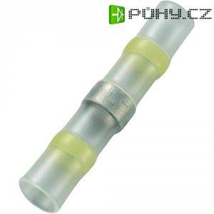 Smršťovací pájecí spojky JFST-4-G, Ø 6 mm, 4 - 6 mm², žlutá
