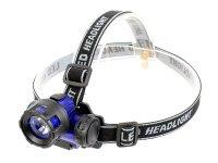 Čelová LED svítilna HLED-33