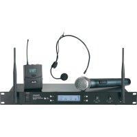 Bezdrátový mikrofon Mc Crypt UHF-2032