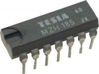 MZH185 - 4x převodník TTL / DTL s otevřeným kolektorem