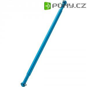 Hliníková kardanová hřídel Reely, modrá (531007)