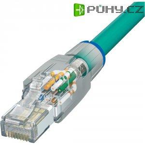 Propojovací konektor RJ45 Phoenix Contact VS-08-RJ45-5-Q/IP20 (1656725), IP20, šedý