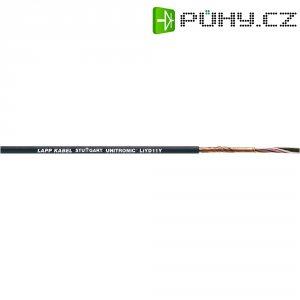 Datový kabel UNITRONIC LIYD11Y 2 x 0,14 mm2, černá
