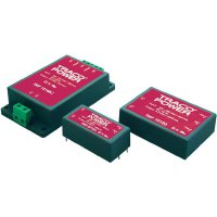 Vestavný napájecí zdroj TracoPower TMP 30515C, 30 W, 3 výstupy -15, 5 a 15 V/DC