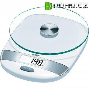 Digitální kuchyňská váha Beurer KS 31, nosnost 5 kg, nerez