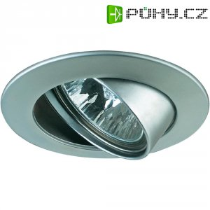 Vestavné osvětlení Paulmann Premium 17954, 50 W, otáčivé, chrom